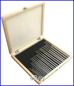 Chucking Reamer Sets, 1-13x0.5mm, 25pc ZORO SELECT 11V307