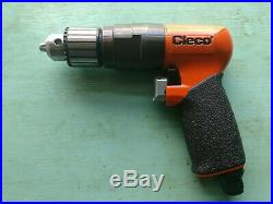Cleco MP1457-51 industrial air drill Pistol, 3/8 In