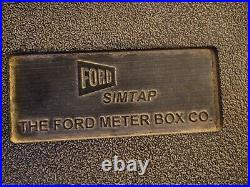 Complete The FORD SIMTAP Drilling Machine Kit