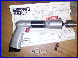 DESOUTTER D16-P-450 air angle drill (made in England) NEW