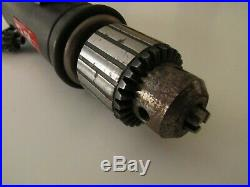 DYNABRADE 53037 Industrial Air Drill In-Line 1/4 inch 20,000 RPM Tool Used