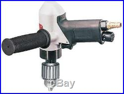DYNABRADE 53078 Air Drill, Industrial, In-Line, 1/4 In