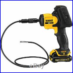 DeWalt DCT412S1 12V MAX 5.8mm Inspection Camera with Wireless Screen Kit
