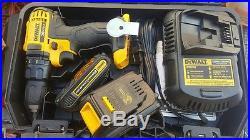 Dewalt DCD780C2WW 20-Volt Max Lithium-Ion Cordless Compact Drill/Driver