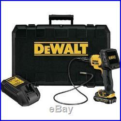 Dewalt-DCT412S1 DW 12V MAX 5.8MM Inspection Camera