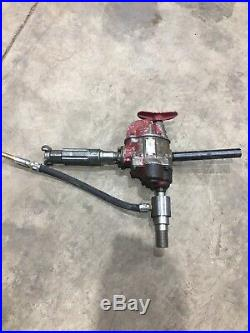 Diamond Core Drill Chicago Pneumatic