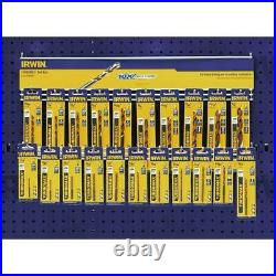 Drill Bit 42 pc. 3/8 RS Display Irwin / Hanson / Vise Grip IRW65544