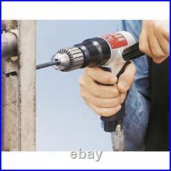 Dynabrade 53060 Air Drill, Industrial, Pistol, 3/8 In