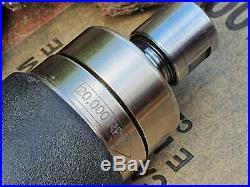 Dynabrade 53811.7 HP Straight-line Die Grinder, Steel Housing, Non-vacuum