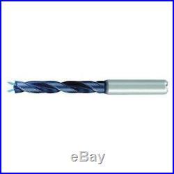 EMUGE TA2133440556 Jobber Drill, Solid Carbide, 7/32
