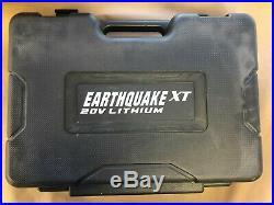 Earthquake XT EQ12XT-20V 20V 1/2 Cordless Impact Wrench