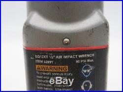 Earthquake XT Pneumatic impact drill EQ12XT