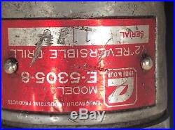Endeavour Industrial 3-5305-8 Reversible Drill 1/2