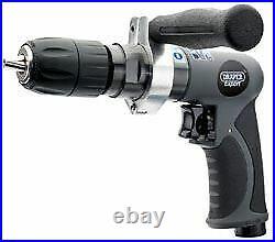 Expert Composite Body Soft Grip Reversible Air Drill 13mm Keyless Chuck 14266