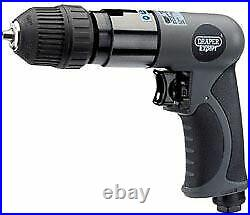 Expert Composite Body Soft Grip Reversible Air Drill With 10mm Keyless Chuck