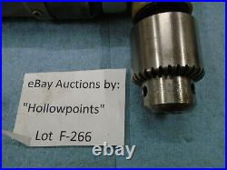 F266 Dotco USA 15L1287 -38 Rt. Angle 1/4 Air Drill 1500 RPM with hi-flow coupler