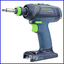 Festool 564620 T 18+3 Basic Li-Ion Cordless Drill