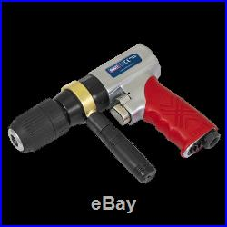 GSA27 Sealey 13mm Reversible Air Drill with Keyless Chuck Drills