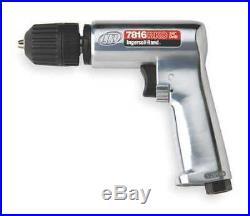 INGERSOLL RAND 7803AKC Air Drill, General, Pistol, 1/2 in