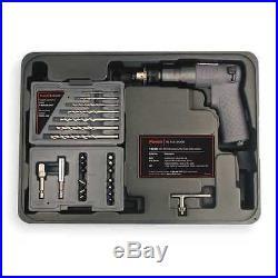 INGERSOLL-RAND 7804K Air Drill Kit, General, Pistol, 1/4 In