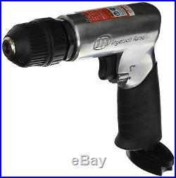Ingersoll Rand 3/8 Air Drill Keyless Chuck 7811G New