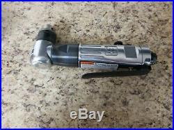 Ingersoll Rand 3/8 Standard Duty Air Angle Drill Model 7807R, NEW