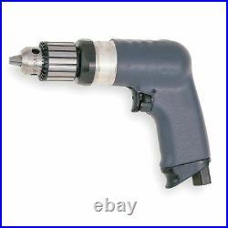 Ingersoll Rand 5Ralst6 Air Drill, Industrial, Pistol, 3/8 In
