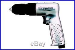 Ingersoll-Rand 7802RAKC Heavy Duty 3/8-Inch Reversible Pnuematic Drill With