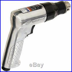 Ingersoll Rand 7802RA 3/8 Heavy Duty Air Reversible Drill Pistol Grip 0.50 Hp