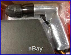 Ingersoll Rand 7802rakc 3/8 Air Drill With Reversible Keyless Chuck