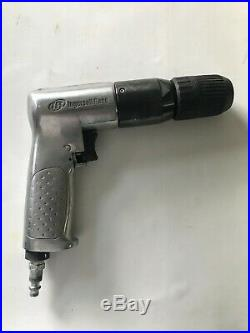 Ingersoll Rand 7803ra Reversable Pneumatic Air Drill (1/2 Chuck) Used