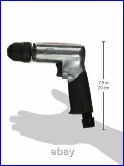 Ingersoll Rand 7811G Edge Series 3/8 Reversible Air Drill Keyless Chuck 1700