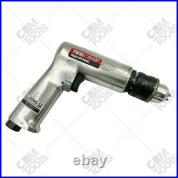 Ingersoll Rand 7816R 1/2 Reversible Air Drill with Jacobs Chuck