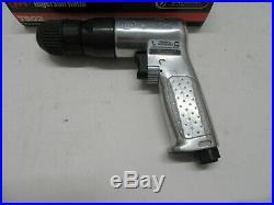 Ingersoll Rand IR7802RAKC HD 3/8 Reversible Air Drill with Keyless Chuck