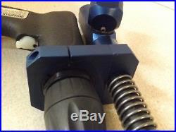 Ingersoll-rand 728la2 3/8 Keyless Pneumatic Drill Clean Air Vacuum Attachment