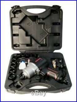 JET 505121K JAT-121K, 1/2 Impact Wrench Kit