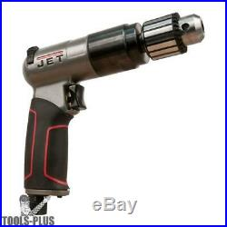 JET 505610 R8 3/8 Reversible Air Drill New