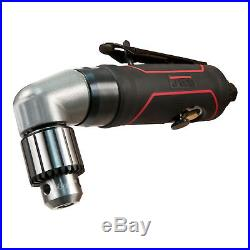 JET 505630 3/8 in. Variable-Speed Composite Reversible Angle Air Drill