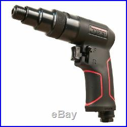 JET 505661 1/4 in. 1,800 RPM Side-Mounted Composite Air Screwdriver