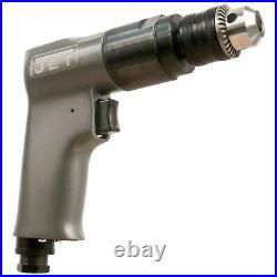 JET JAT-600 3/8 Reversible Drill R6 Series 2000 RPM 90 PSI, Lot of 2