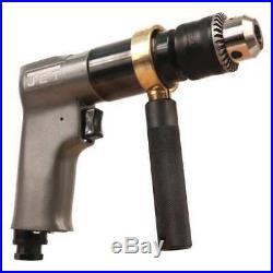 JET JAT-601 Pneumatic R6 Reversible Air Drill 1/2In