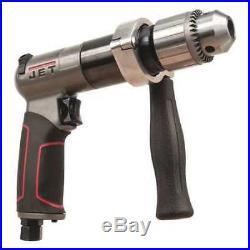 JET JAT-611 Pneumatic R8 Reversible Air Drill, 1/2In