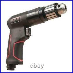 JET JAT-620 Pneumatic R12 Composite Air Drill, 3/8In