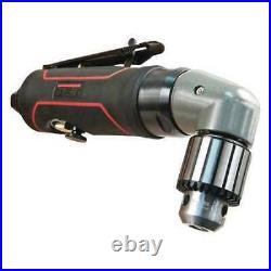 JET JAT-630 Pneumatic R12 Reverse Angle Drill, 3/8In