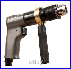Jet 505601 JAT-601 R6 Series 1/2 inch Standard Reversible Air Drill