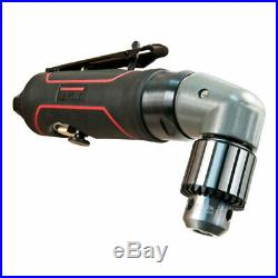 Jet 505630 JAT-630, 3/8 Composite Reversible Angle Drill, 1200 RPM, Keyed Chuck
