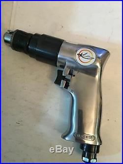 K Tool International Kti-84228 3/8 Reversible Drill 2000rpm 4cfm