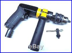 Lightly Used Atlas Copco 1/2 Hi Torque Drill Aircraft Tool