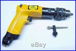 Lightly Used Atlas Copco 1/2 Reversible Hi Torque Drill Aircraft Tool