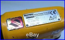 Lightly Used Atlas Copco 3/8 Hi Torque Drill Aircraft Tool